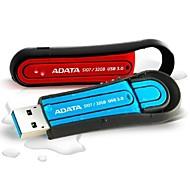 ADATA S107 ™ à prova d'água e resistente ao choque USB 3.0 Flash Drive de 32 GB