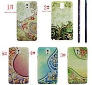 Sculpture ultra-thin design battery cover Full Body Case for Samsung Galaxy Note 3