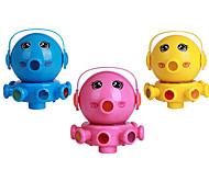 Electric Cartoon Octopus with Light & Music Educational Toys(Random Color)