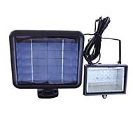 28-светодиодная лампа белого литья алюминия 2W Солнечное Наводнение Light систему Spotlight освещения