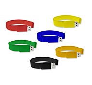 Aphty™ Silicone Wristband USB Flash Drive 32G