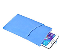 Soft Protective Cloth Sleeve Bag Pouch 7 4 Double Layer for Samsung Galaxy S5 i9600 S4 Note 2/3 etc