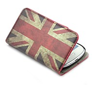 Wallet Retro UK Leather Stand Case Cover for Samsung Galaxy S3 III Mini i8190