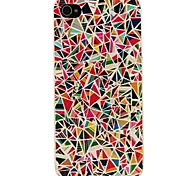 Colorful Triangles Pattern Case for iPhone 5/5S