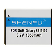 SHENFU 1850mAh Cellphone Battery for Samsung Galaxy S2 I9100