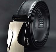 Moda Cintura in pelle High Grade automatico Fibbia Uomo