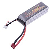 Fire Bull 11.1V 2200mAh 25C High Rate Discharge Li-Po Battery for RC Model