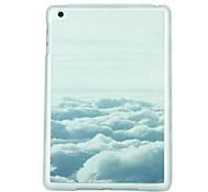 caso duro nubes pattern pc para Mini iPad 3, Mini iPad 2, iPad mini