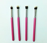 4Pcs Euro-American Stylish Eye Cosmetic Brush Set