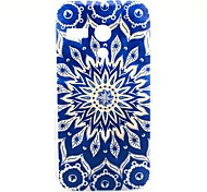 Retro Sunflower Pattern Plastic Hard Case for Motorala Moto G