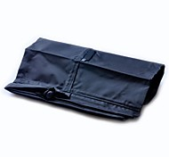 Outdoor Camping Nylon Stuff Storage Bag-Black (40L)