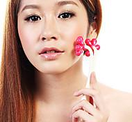 Flower Shape Beauty Facial Roller Massage