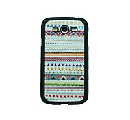 For Samsung Galaxy Case Pattern Case Back Cover Case Lines / Waves PC Samsung Grand