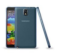 Angibabe Jelly Transparent TPU Soft Back Case for Samsung Galaxy Note3/ N9000