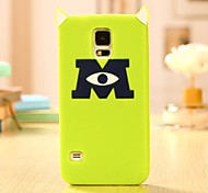 Fashion Oxeye Silicone Case for Samsung Galaxy S5 i9600