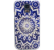 Retro Sunflower Pattern Hard Case für das Samsung Galaxy i9600 S5