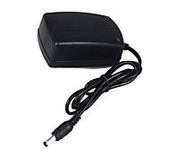 standards Adaptateur CA pour caméra CCTV (12v, 2000mA, deux broches plates)