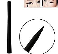 Nuevo diseño instantáneo Negro rápidamente seco Liquid Eyeliner Lápiz Delineador Lápiz cosmético 10831