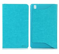 ENKAY Simple Protective PU Leather Case with Stand for Samsung Galaxy Tab 3 Pro 8.4 T320