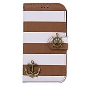 Elegante PU Ledertasche für iPhone 5 und 5S (verschiedene Farben)