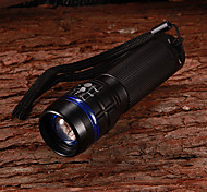 LED Flashlights / Handheld Flashlights LED 3 Mode 350 Lumens Others AAA Multifunction - Others Aluminum alloy