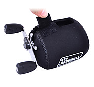 Trulinoya-Portable Black Fishing Reel Bag