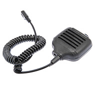 KMC-17 Heavy Duty Speaker Microphone w/ Earphone Jack For Kenwood