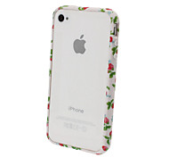 Small Fresh Florals Series Bumper Frame for iPhone 4/4S