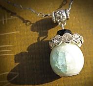 Fashion And Translucent Ceramic Necklace