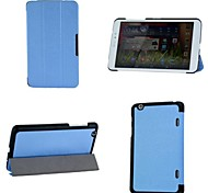 Shy Bear™ Silk Closure Smart Leather Stand Cover Case for LG Gpad V500 8.3 Tablet