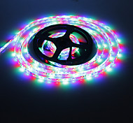 Waterproof 5M 24W 300x3528SMD RGB LED Strip Light with 44-Button Remote Controller (DC 12V)
