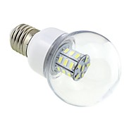 Ampoules Globe Blanc Froid G60 E26/E27 4 W 27 SMD 5730 500 LM DC 12 / AC 12 / AC 24 / DC 24 V