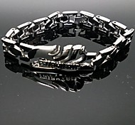 Fairy Tail Silver Alloy Cosplay Bracelet