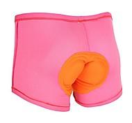 Arsuxeo Ciclismo Shorts Underwear com Coolmax Pad 3D