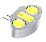 G4 4.5W 420LM 3-Lampada LED Decorazione Luce Bianca (12V)