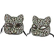 Leotard Halloween Animal Mask Half Face Mask
