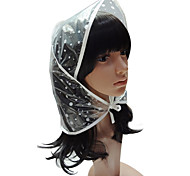 Rainhat Waterproof Hat Reusable Hat