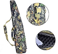 NEW Scoped Rifle or Air Rifle Gun Case Bag Hunting Target Range 1.3M Camouflage