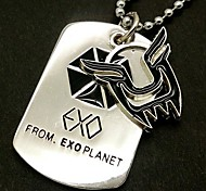 EXO D.O. Deep Force Alloy Necklace