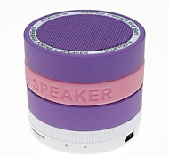 Tragbare Bluetooth V2.1 Super Bass Lautsprecher / TF MP3 / AUX / Freisprechen