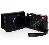 """Ever Ready"" Protective Leather Camera Case Bag Cover for leica C Digital Camera"