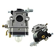 15Mm Pocket Bike Carburetor Fit for 2 Stroke Gas Scooter ATV Mini Quad 49CC Kids Motocross 40-5