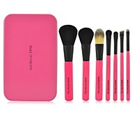 MAKE-UP FOR YOU 7Pcs Gift Cosmetic Makeup Brushes