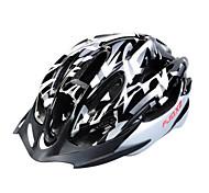 Casque Vélo (Blanc / Noir , PC / EPS)-de Homme - Cyclisme Half Shell 15 Aération