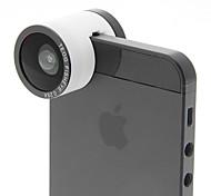 3-en-1 plug-in lentille de photo pour iphone 5/5 ans