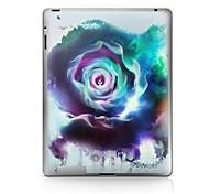 Patrón Flor etiqueta protectora para iPad 1/2/3/4