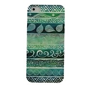 Hard Case verdi Totem Motivo per iPhone 4/4S