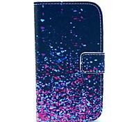 Diamant-Fragment Sparkle Muster weiche Tasche für Samsung Galaxy I8262 Kern