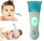 Orecchio Fronte scelta intelligente multifunzione ad infrarossi IR Digital del bambino termometro per il corpo