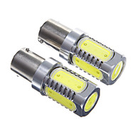 7.5W rosso / giallo / ambrato / White Light Bulb LED per retromarcia auto